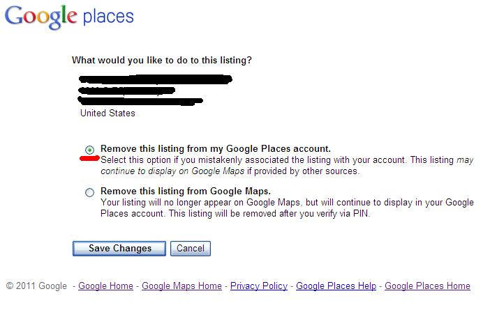 How to Transfer/Share Google Places Ownership - Spoonjab