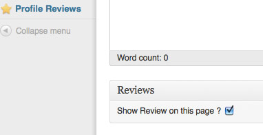 wordpress reviews BP WP Profile Reviews and Rating Plugin