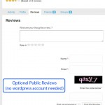 buddypress profile public reviews 150x150 BP WP Profile Reviews and Rating Plugin